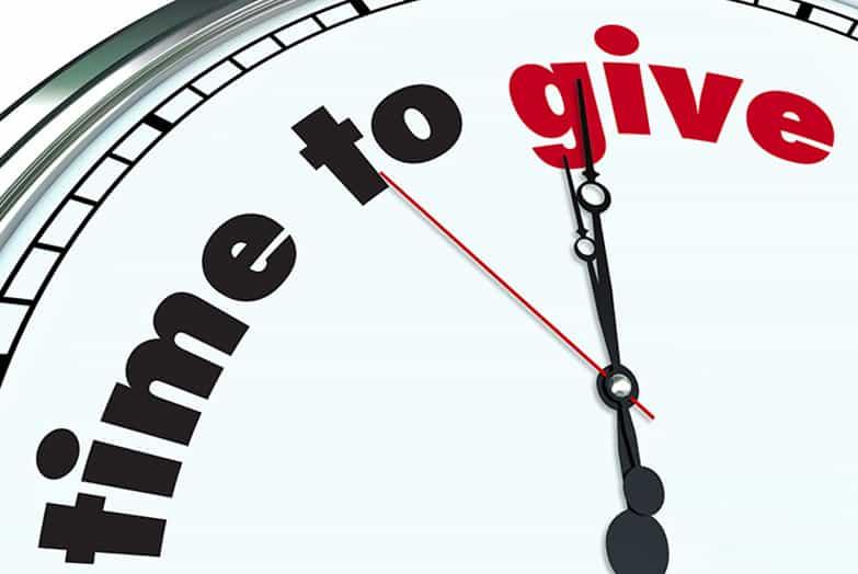 Does Comfort Choke a Generous Heart?