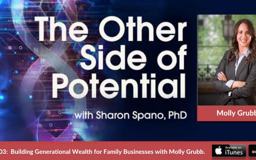 Building Generational Wealth for Family Businesses with Molly Grubb