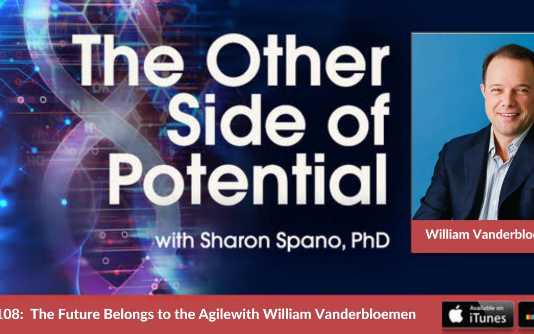 The Future Belongs to the Agile with William Vanderbloemen