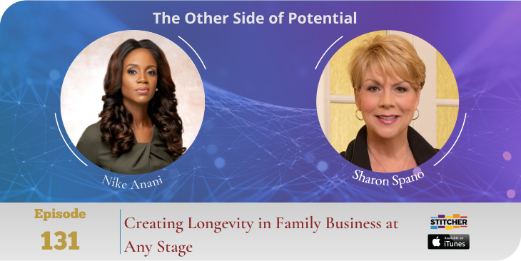 Creating Longevity in Family Business at Any Stage With Nike Anani