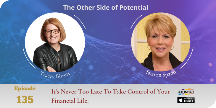 It's Never Too Late To Take Control of Your Financial Life with Tracey Bissett