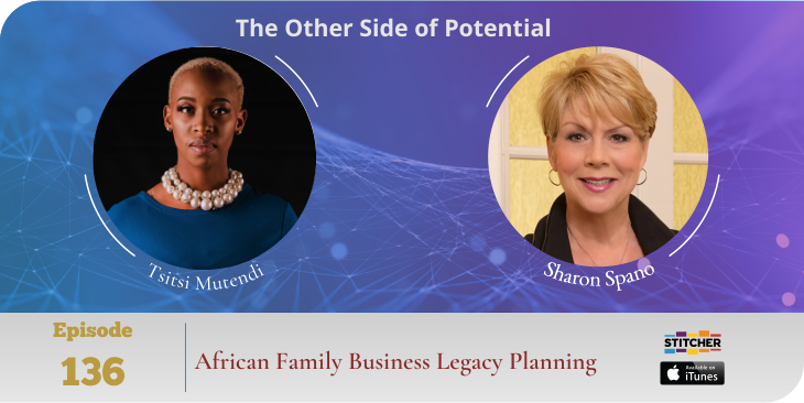 African Family Business Legacy Planning with Tsitsi Mutendi