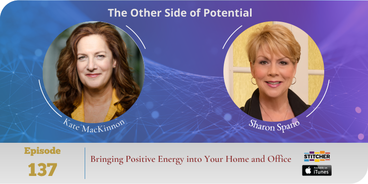 Bringing Positive Energy into Your Home and Office with Kate MacKinnon