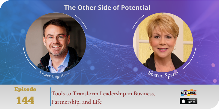 Tools to Transform Leadership in Business, Partnership, and Life with Krister Ungerböck