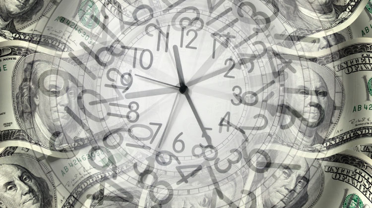 What's Your Craziest Story About Time and Money?