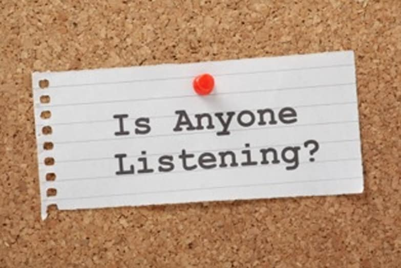 How to Practice the Art of Listening