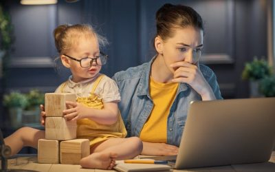 A Three-Part Prescription for Working-at-Home During the COVID-19 Crisis