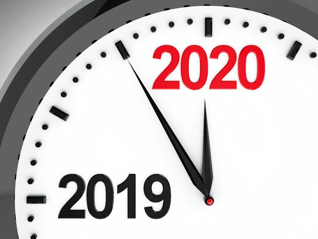 Three Questions for 2020