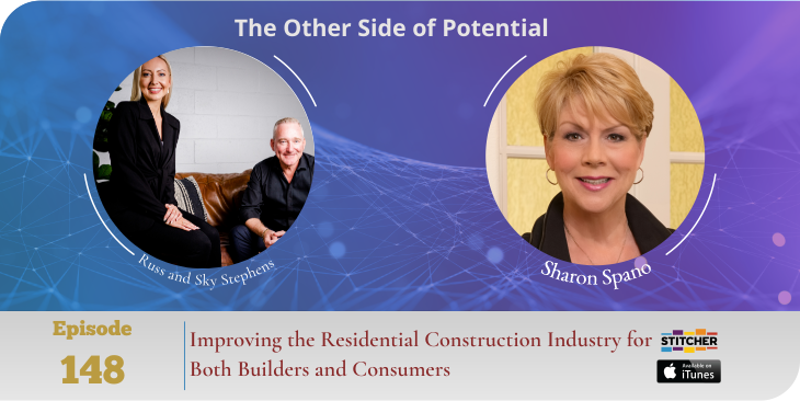 Improving the Residential Construction Industry for Both Builders and Consumers with Russ and Sky Stephens