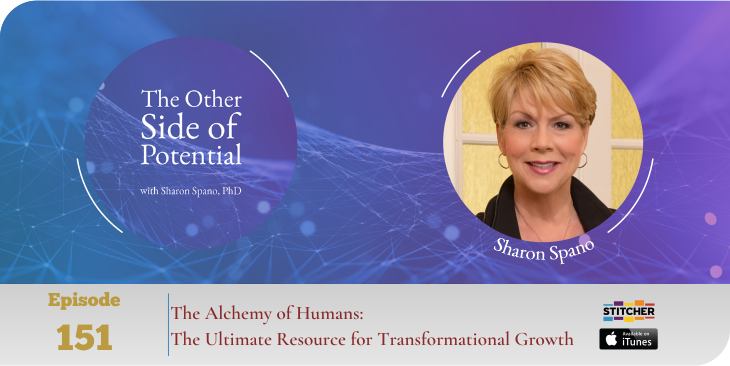 The Alchemy of Humans: The Ultimate Resource for Transformational Growth