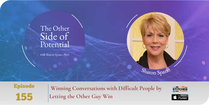 Winning Conversations with Difficult People by Letting the Other Guy Win