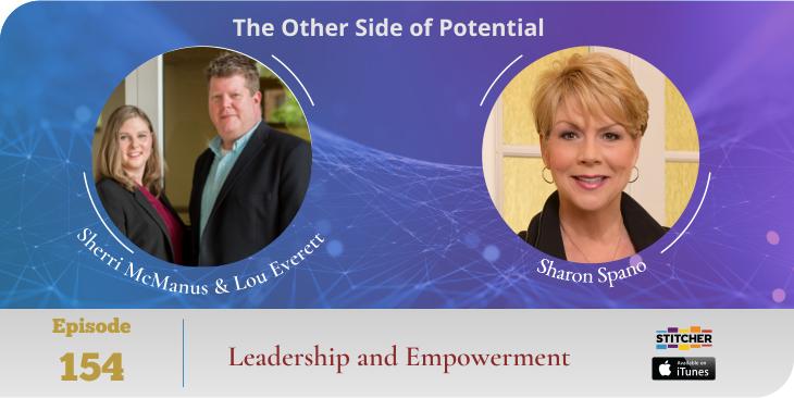 Leadership and Empowerment with Sherri McManus and Lou Everett